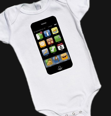 iPhone your baby