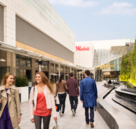 Go West: Shopping at Westfield