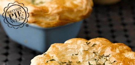 Pie in your face with Pieminister