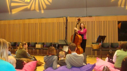 Beethoven for babies at King's Place