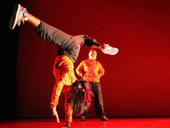 B Girls battle at Southbank Centre