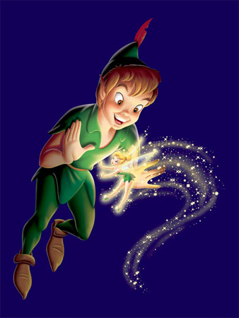 Peter Pan Week? GOSH!