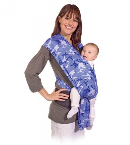 Win a Papoozle Baby Sling!