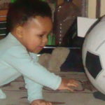 Just kicking it: Toddler Soccer