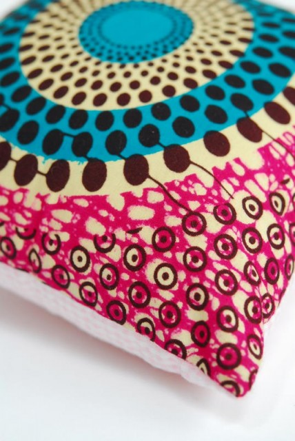 Eva Sonaike Designer Cushions: Win One!