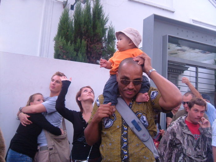 Notting Hill Carnival with a baby 2