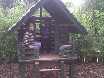 Pirates & Monkeys at Diana Playground