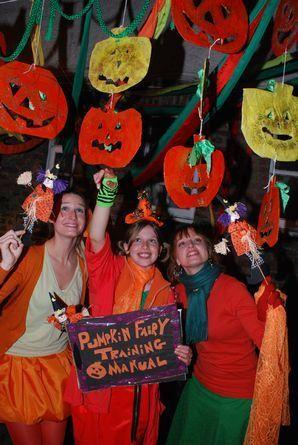 Calendar Special: Happy Halloween!
