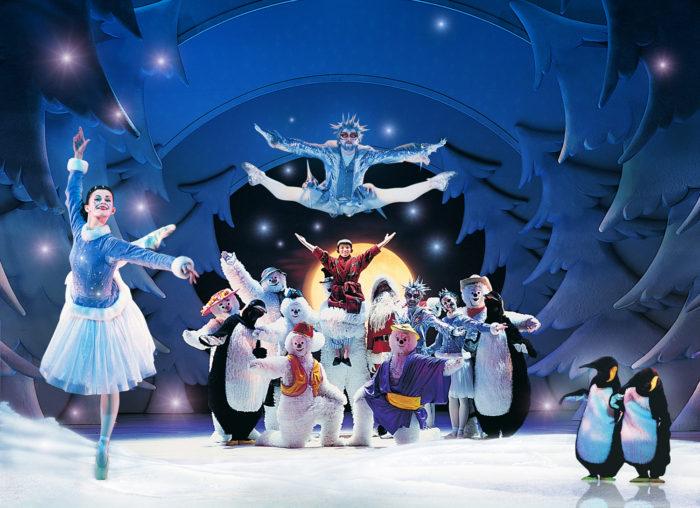 The Snowman Sadlers Wells