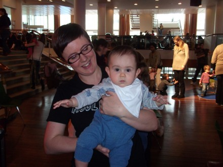 Hip Hop Babies at Southbank Centre