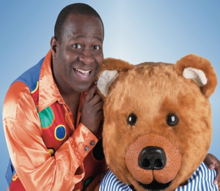 Dave Benson Phillips at Leapfrog Film Fest