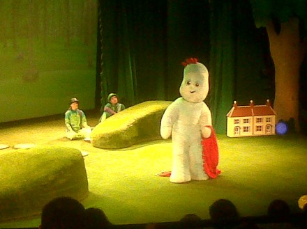 Babes Review: In the Night Garden Live!