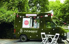 Foodie Friday: Innocent Cookbook Hits the Road + BAHD at Thames Festival
