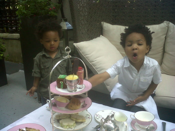 Royal Horseguards Hotel Childrens Afternoon Tea