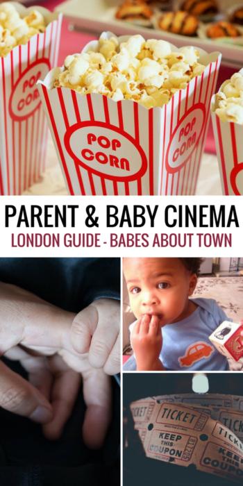 Baby Cinema London guide