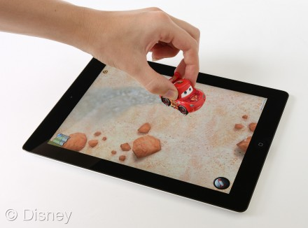 iPads hit the Road with Disney Cars 2 Appmates