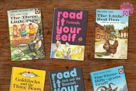 Ladybird Classic Me Books (iPad App)