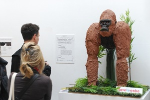 Foodie Friday: Edible Exhibition on Brick Lane (starts today!)