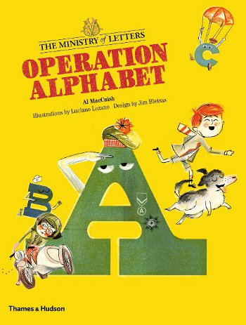 POW! Operation Alphabet to the Rescue!