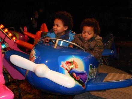 Babes Review: Hyde Park Winter Wonderland