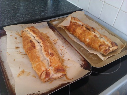 Foodie Friday: Apple Strudel (Guest Recipe)