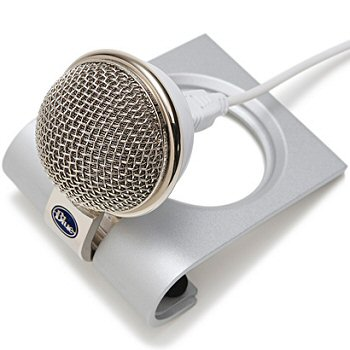 Let it Snow: Cool Audio from Blue Microphones