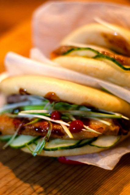 Foodie Friday: Yum Buns, Big Dogs and other Street Feasts on King's Boulevard