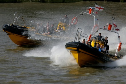 Speedboat on the River Thames! (12 Days of Xmas Giveaways)