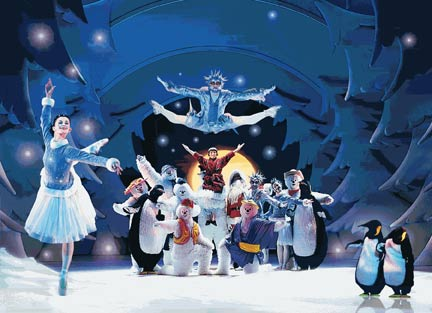 The Snowman on Stage: Pure Magic