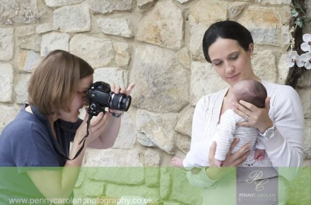 Parent and Baby Photography Workshops (12 Days of Xmas Giveaways)