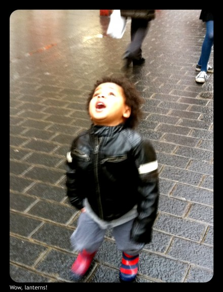 Hot to Trot in Chinatown (Trendy Toddler)