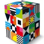 POW! A Box Stool to Remember