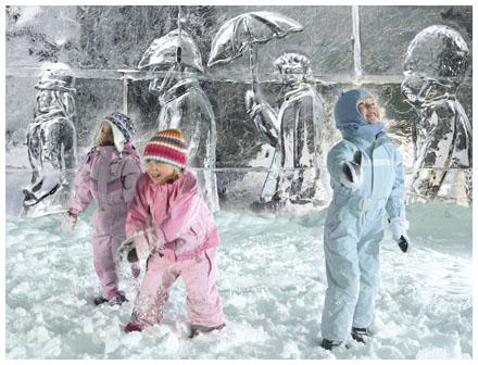 Weekend Scoop for London Families (Jan 12-15, 2012)