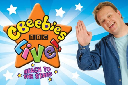 Win a Family Ticket to CBeebies Live! this Easter