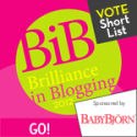 Vote for Babes about Town in the Brilliance in Blogging Awards (Best Family Travel)!
