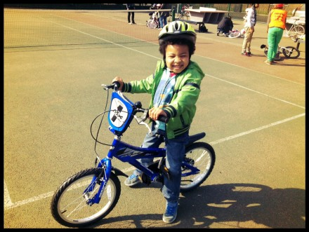 Free Cycling Lessons for London Kids (and Trendy Toddlers)