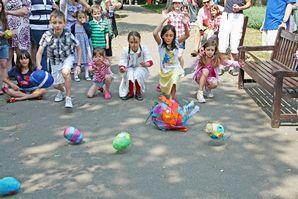 Top 10 Easter Egg Hunts in London 2012