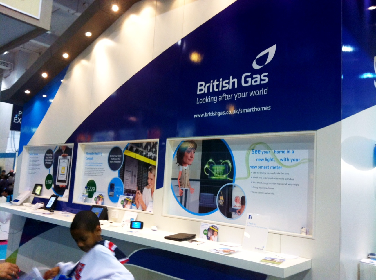 British Gas Ideal Home Show