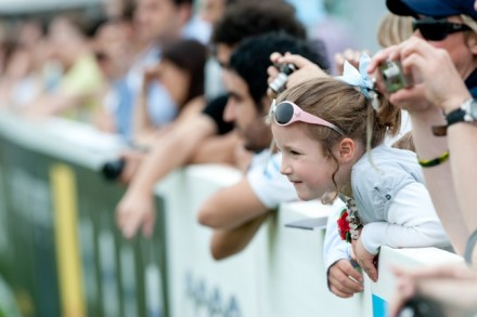 KIDS GO FREE at MINT Polo in the Park!