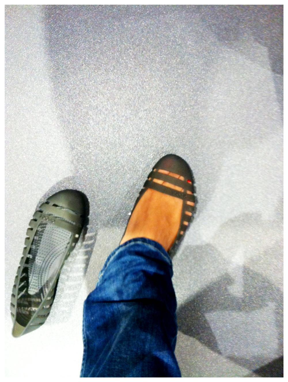 Crocs Adrina Flats