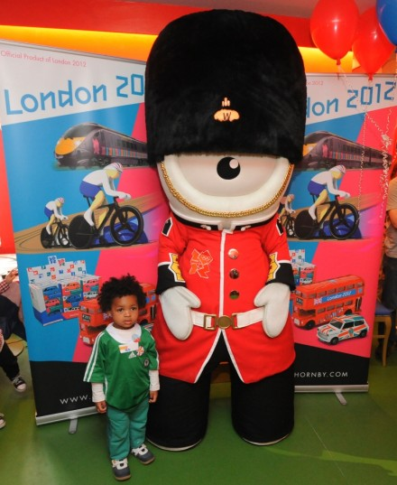London 2012 with Kids: An Olympic Guide for Families