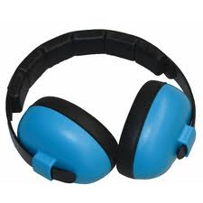 Blue Banz Child Ear Defenders