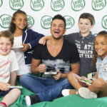 Up Close with Peter Andre at LeapPad2 Launch