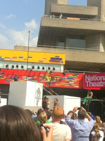Cirque Bijou at National Theatre
