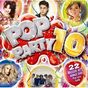 Pop Party 10 CD Competition