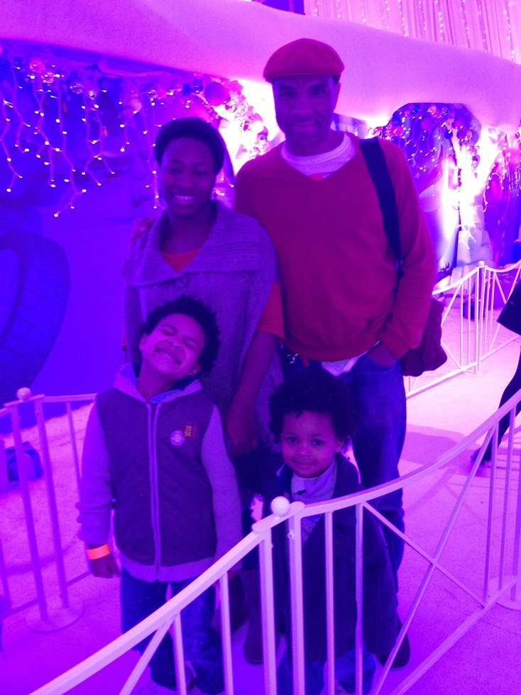 Santa's Grotto at Westfield London