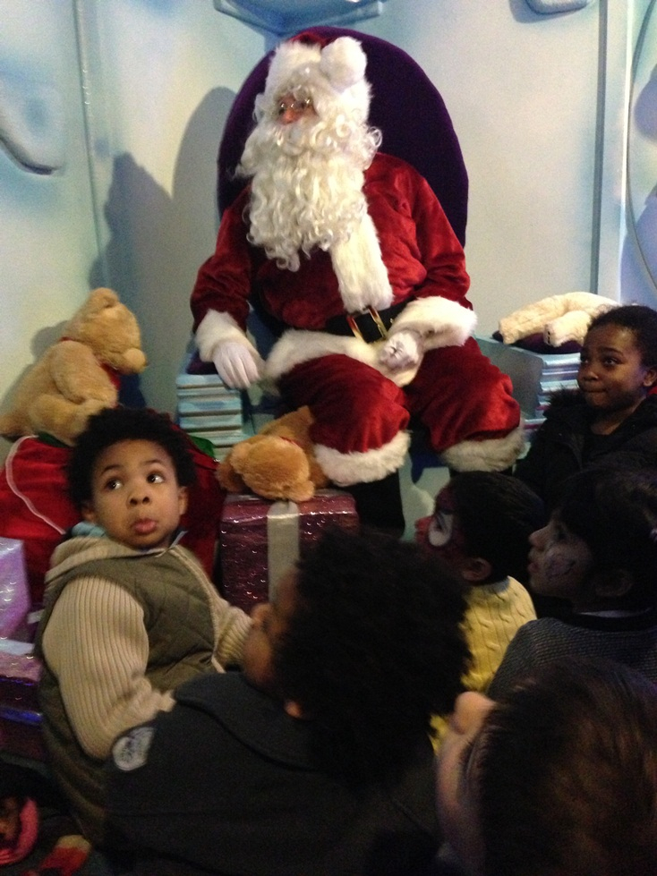Santa's Grotto Westfield London