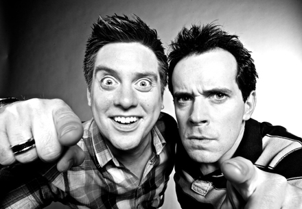 Dick & Dom at Westfield London