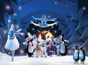 Top Christmas Shows for London Kids and Families 2012