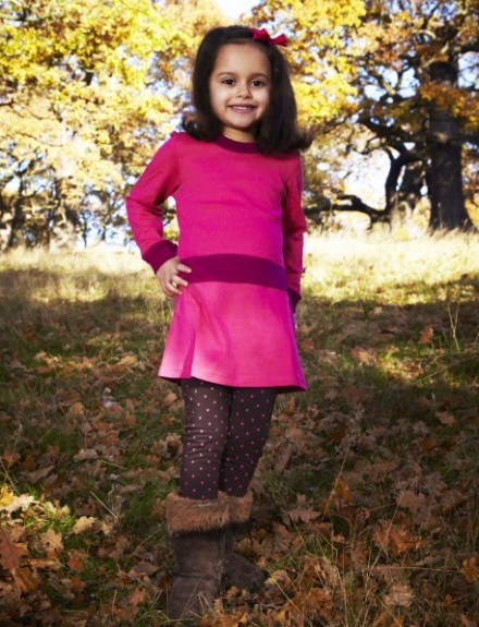 Win Baobab Children's Neon Flash Jumper! (12 Days of Xmas 2012)